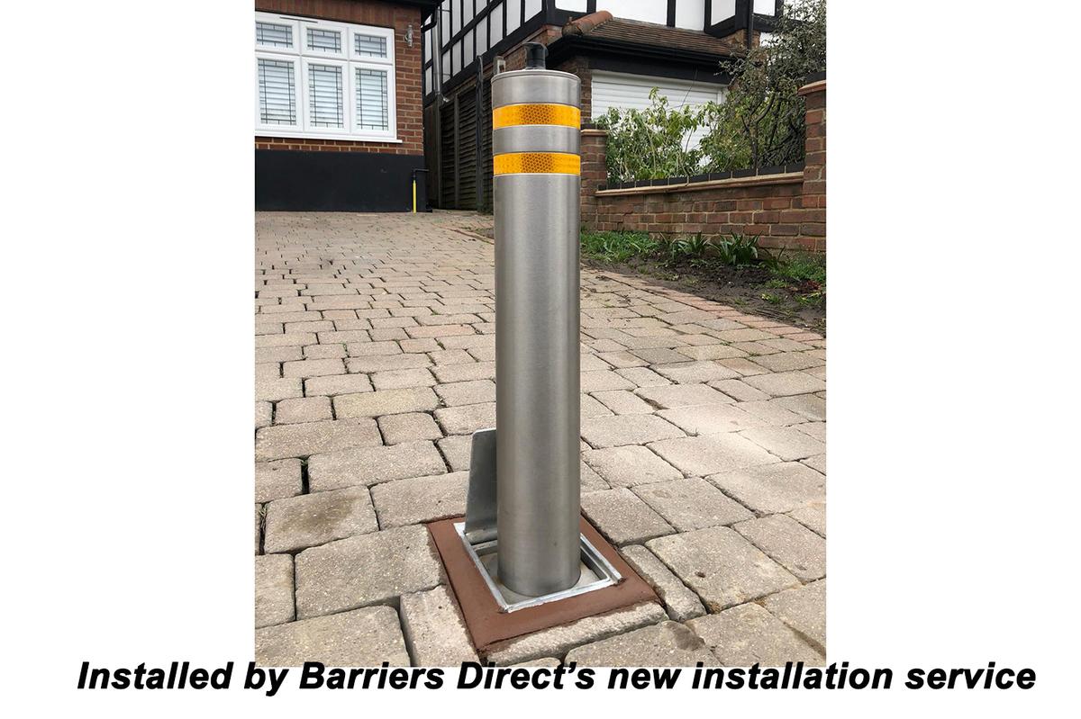 ATG Access Standard Bollard Deals | Barriers Direct