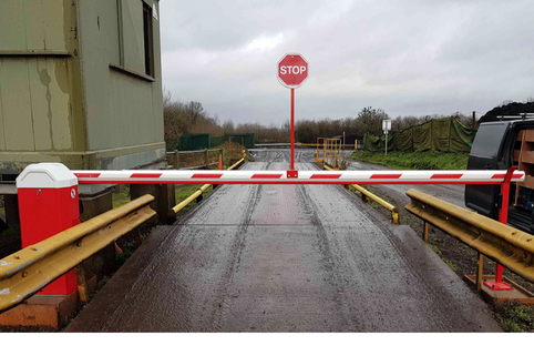 Automatic Rising Arm Barrier - Lux