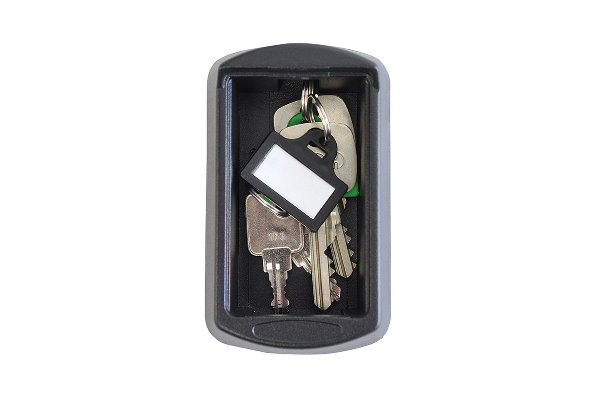Key safe with Combination Lock-Ideal for those who need to leave access to property when not in. image