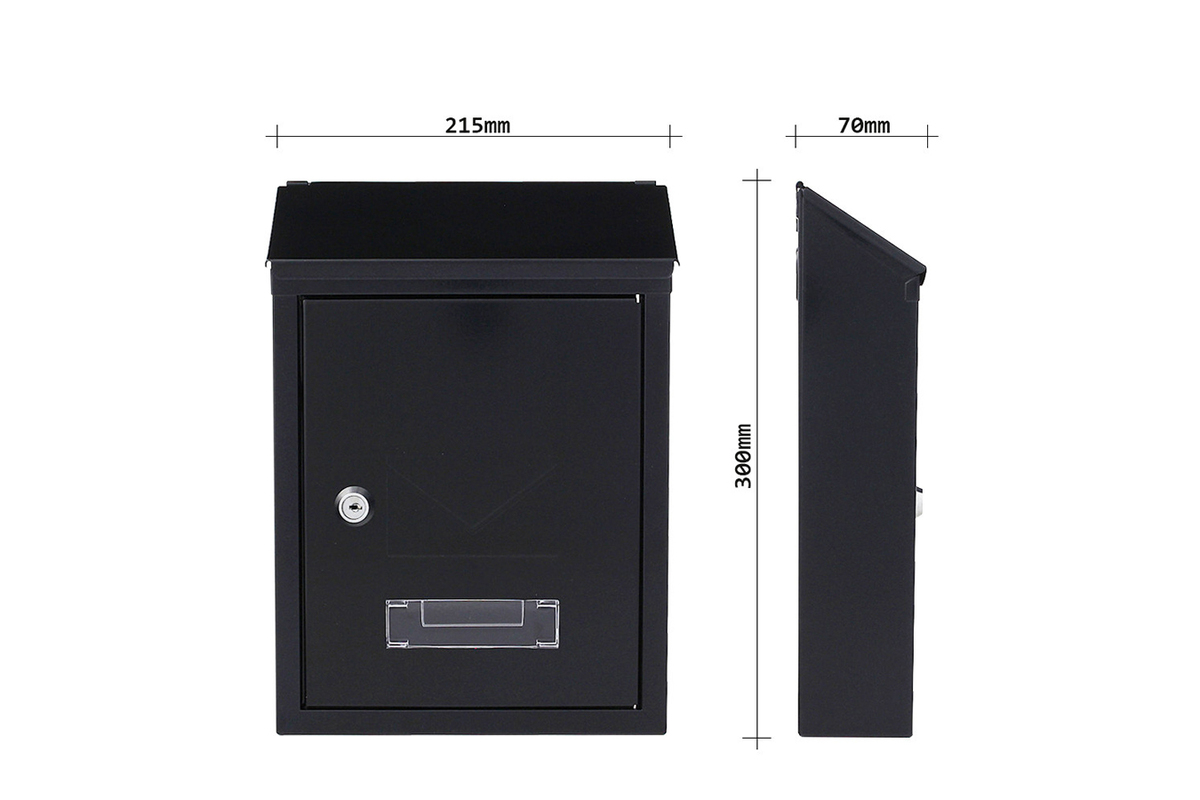 Mailbox (Dual Access) Residential image