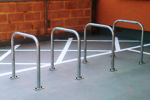 Cycle stand - Surface mounted